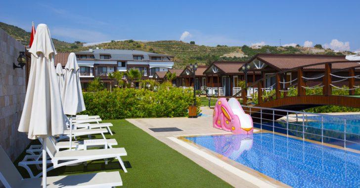 Sedir Park Bungalow Otel