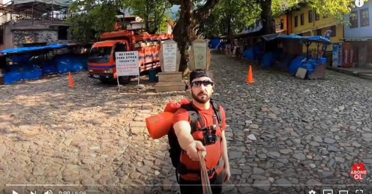 Cumalikızık Köyü Tanıtım Videosu – Yoldaki İşaretler